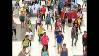 Go Philippines SM City Consolacion, Cebu Free Zumba Session Jan 5 2015