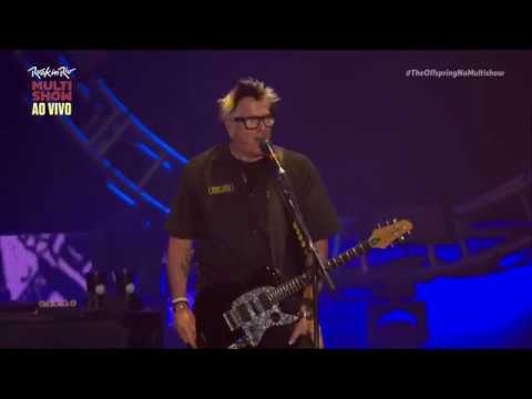 Come out and play - Rock in Rio 2017 - The Offspring