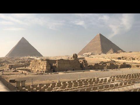 EGYPT / EGYPTE 4K Cairo Dahshur Saqqara Giza Citadel Monestary Le Caire Gizeh Sphinx Pyramid