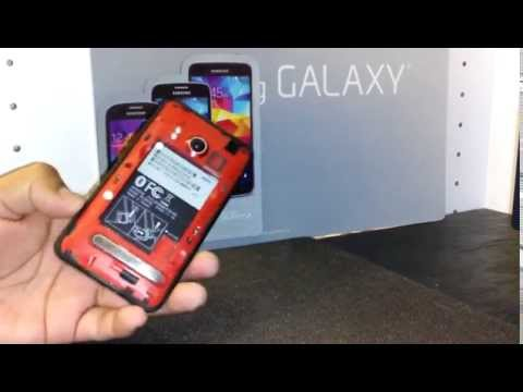 Como Desbloquear Pantalla HTC EVO 4G Sprint