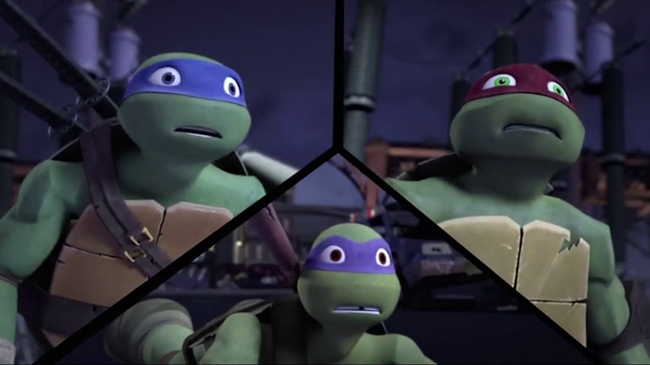 TMNT Mikey - Hey Little Brother