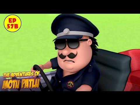 Motu Patlu | Old Car Auction | Funny Cartoon For Kids thumbnail