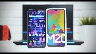 Akhirnya Bagus! Review Samsung Galaxy M20 Indonesia!