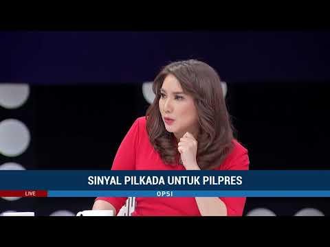 OPSI: SINYAL PILKADA UNTUK PILPRES - JANSEN SITINDAON