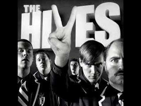 [T.H.E.H.I.V.E.S.][The Hives][The Black and White Album]