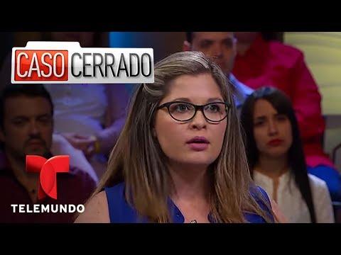 Caso Cerrado | Returning The Adopted Child 👶😱 | Telemundo English