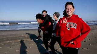 WOU Women's Basketball Team Retreat 2018