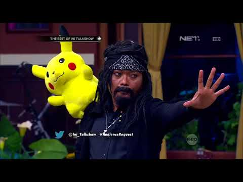 Sulap Lambad Bikin Komeng Terkesima - The BEST Of Ini Talkshow