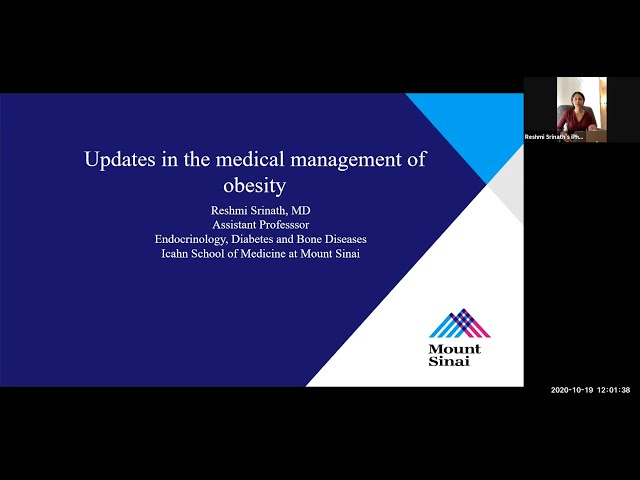 Updates in the Medical Management of Obesity