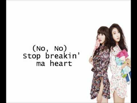 SISTAR19  Ma Boy lyrics romanization+ MP3 DL SISTAR subunit