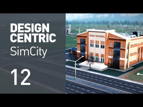 EP 12 - Measuring with High-Schools (Design Centric SimCity)