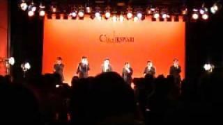 ナウい昭和の流行歌をアカペラで歌う「リストラーズ」です。 '10年2月の舞浜クラブイクスピアリでのライブの様子。 チャンピオン(アリス)を...