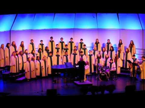 GHS Gospel Choir - Everywhere I Go