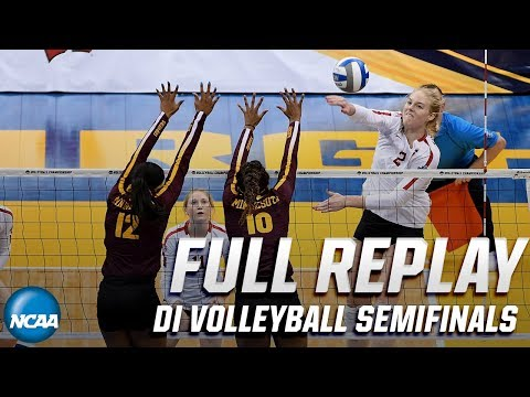 Stanford vs. Minnesota: 2019 NCAA women's volleyball national semifinals | FULL REPLAY