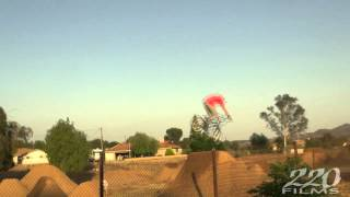 Bmx Dirt at Luke Parslows with Satterfield and Ellis