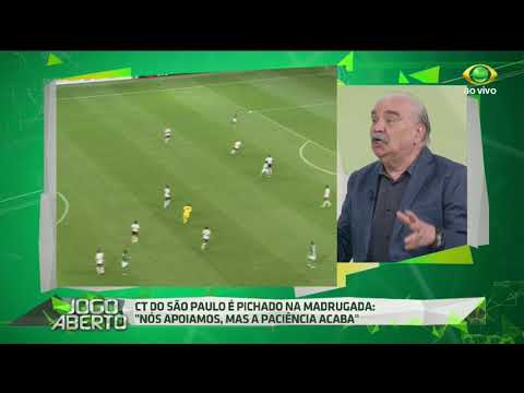 Paulo Martins: São Paulo Não Tem Nenhuma Tática