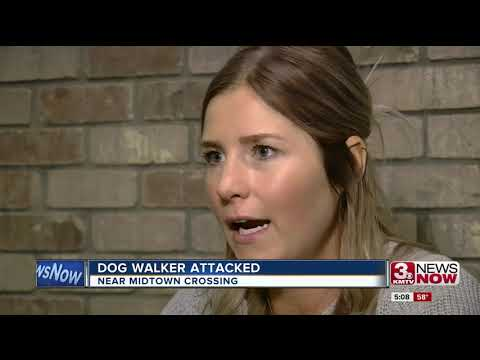 Stranger exposes, touches self in front of Omaha dog walker