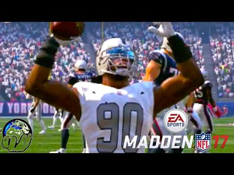 FAKE LOVE | EA SNEAKIN TRYING TO LET THIS DUDE SCORE ON ME | MADDEN 17 H2H SEASONS GAMEPLAY