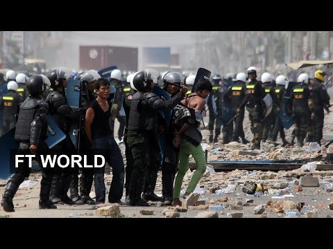 Cambodia on a knife-edge | FT World