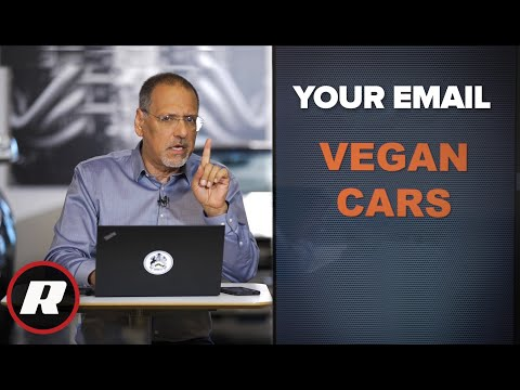 See the vegan revolution in cars