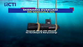 Skenario Pengangkatan KRI Nanggala 402, TNI Kerja Sama dengan Ismerlo dan SKK Migas - SIP 28/04