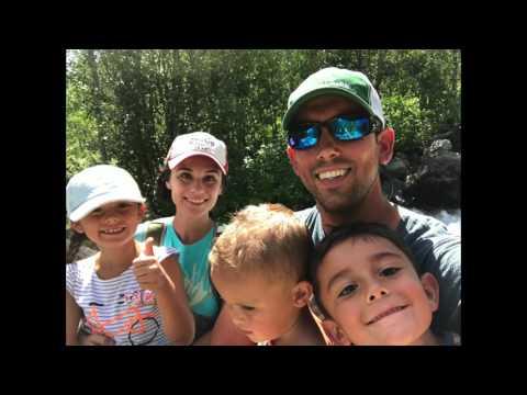 Family Vacation Jackson Wyoming Schwabachers Landing Mormon Row Antelope Flats Jackson Day 3 & 4