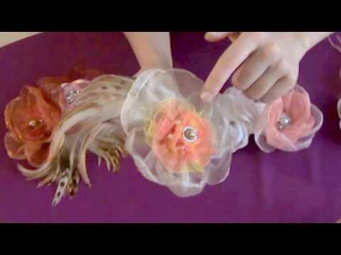 DIY: симпатичные детские заколки с цветочками из органзы | канзаши | cute baby hairpins with flowersиз YouTube · С высокой четкостью · Длительность: 6 мин46 с  · Просмотров: 715 · отправлено: 19.10.2017 · кем отправлено: Lulusana