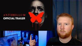 Janelle Monae's Horror Movie 'Antebellum' Official Trailer REACTION!!!!