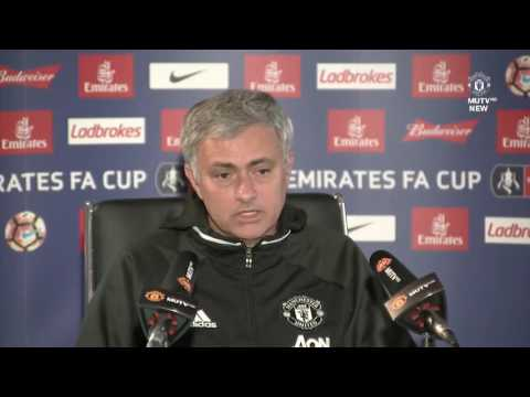 "Jose Mourinho's Embargoed Press Conference VS Reading ""MAN UTD BEST TEAM I'VE COACHED"""