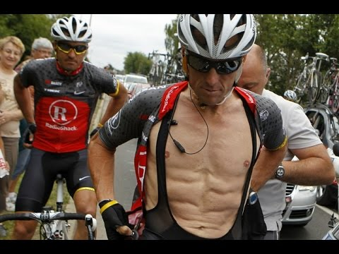 Lance Armstrong When He Was Natural