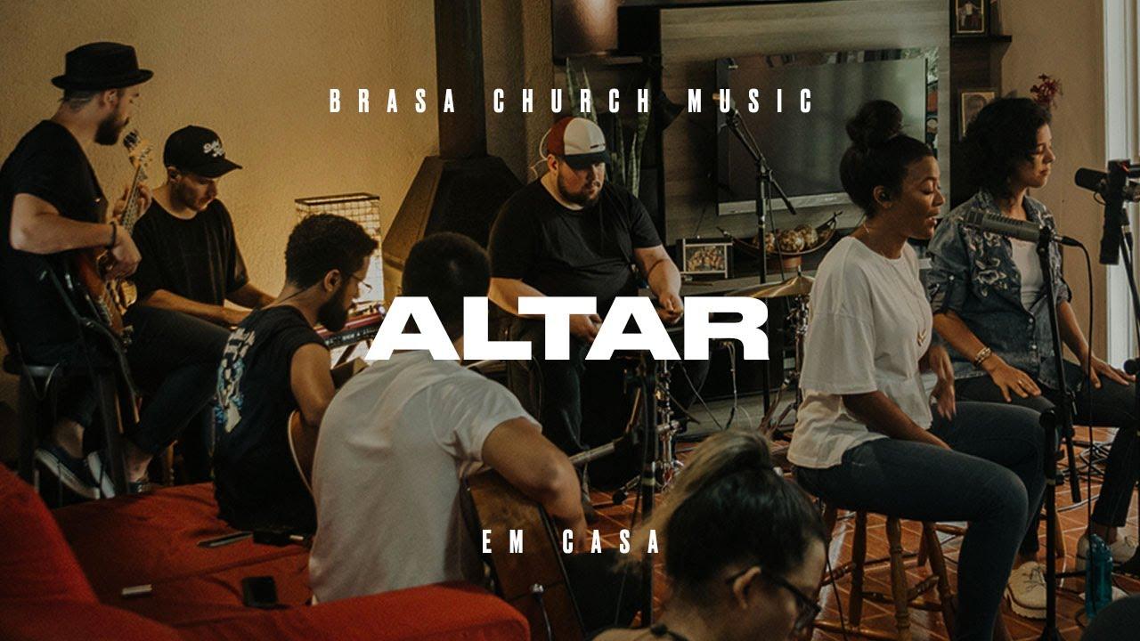 Download Altar | Brasa Church Music | Liz Johnson (Acústico)