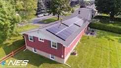 Solar Installation in Liverpool, NY