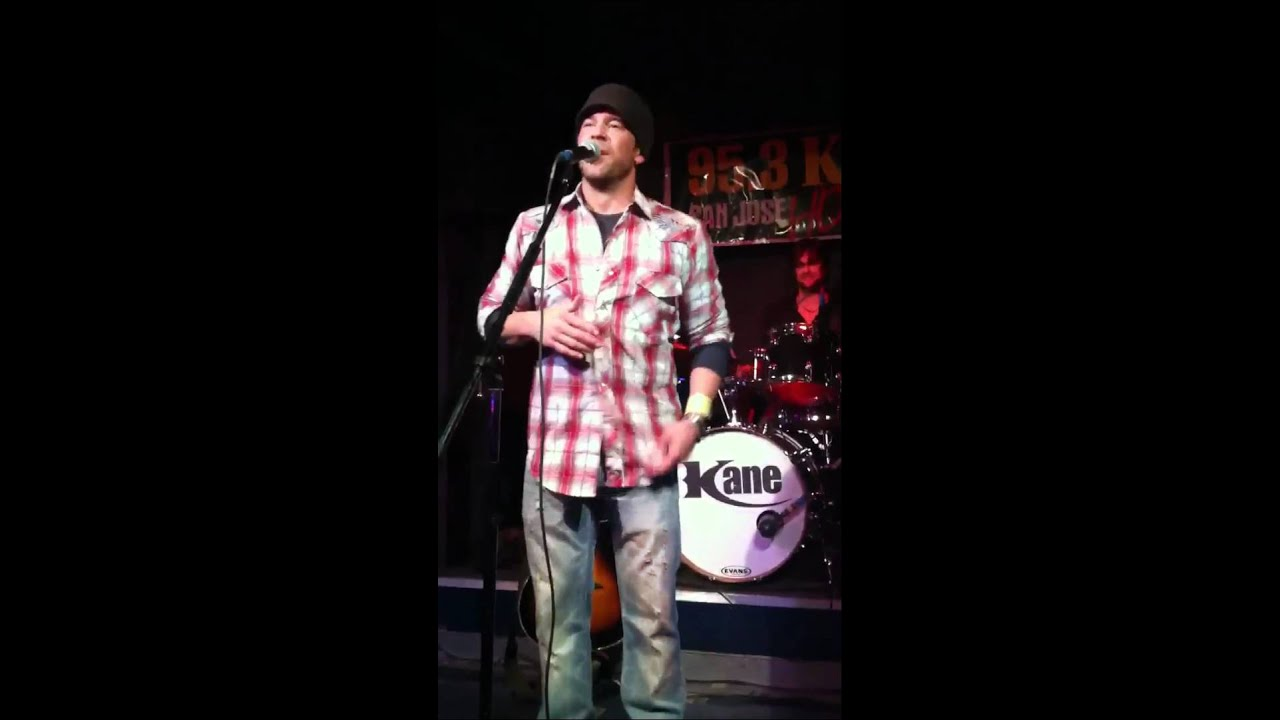 Christian Kane The House Rules Live Nov 17 2011 Youtube