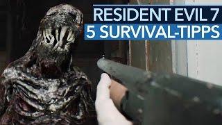Resident Evil 7: 180-Grad-Wende, Molded killen & Jack aufhalten - Survival-Tipps