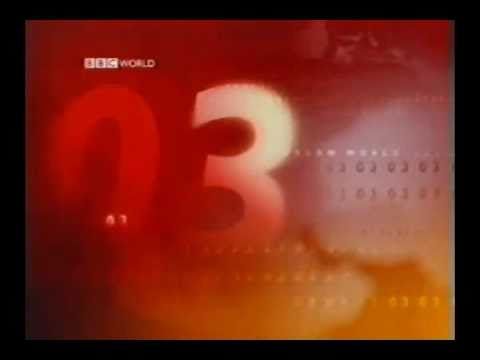 BBC World | BBC News with Peter Coe (2001).