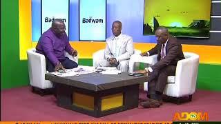 Badwam Mpensenpensenmu on Adom TV (30-7-18)