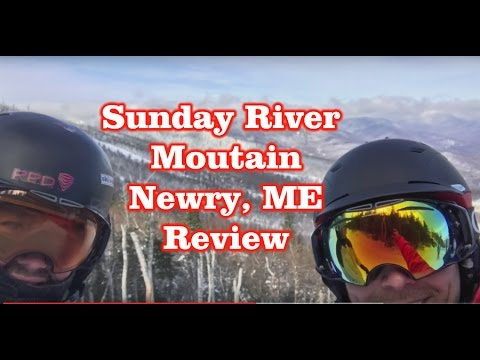 Sunday River Mountain - Newry, Maine - Review