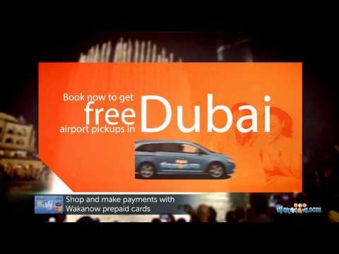Discover Dubai with Wakanow.com