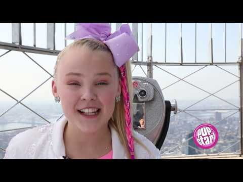 JoJo Siwa dishes on her new show with Popstar!