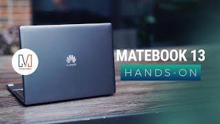MateBook 13 Hands-on: Best Value for Money Laptop