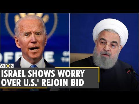 Israel Criticises Biden Administration's Bid To Rejoin Iran Nuclear Deal | English News