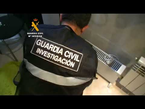OPERACION GUARDIA CIVIL CAMARGO