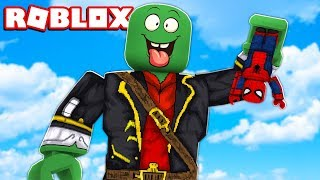 I MAKE THE BIGEST CHARACTER OF ROBLOX! I'M A GIANT!