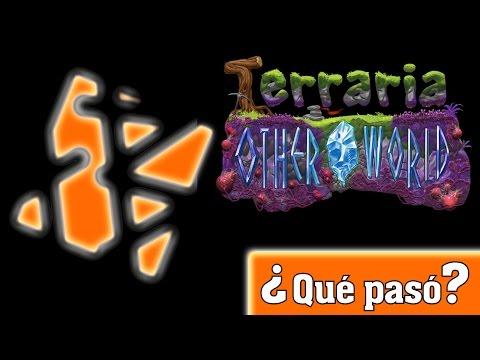 ¿Qué pasó con Terraria: Otherworld?