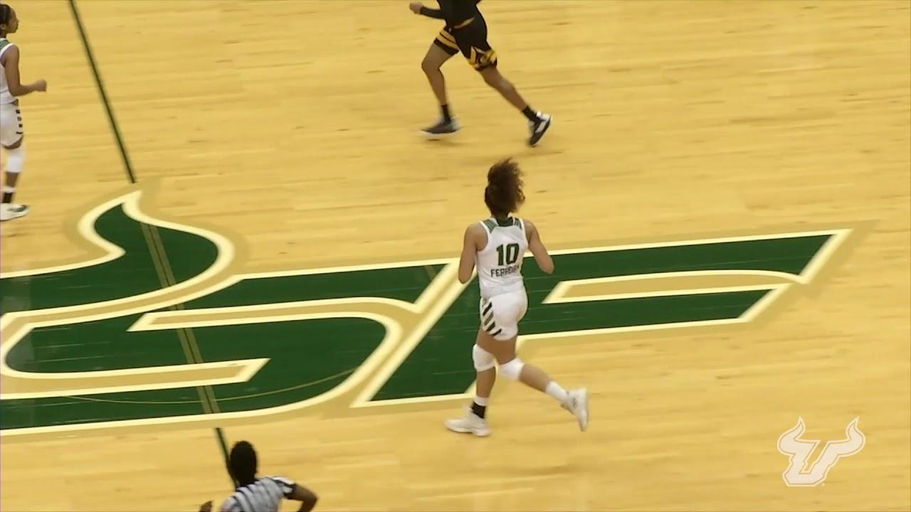 USF Women's Basketball: USF vs Grambling State Highlights