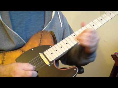 Barney Miller Theme Song Intro Guitar Solo