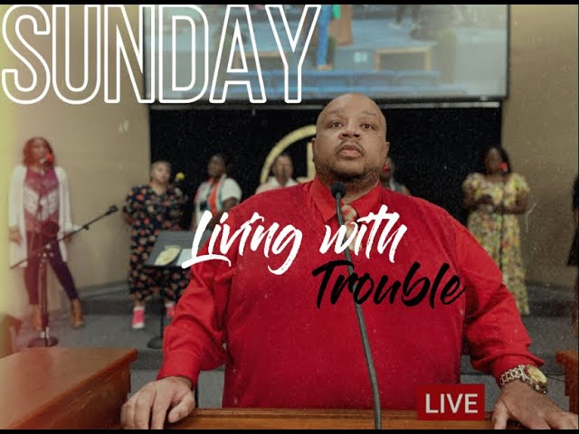 AntiochCorinth | Living with Trouble PT 2 When You Don't Know Why! Job 7:17-21