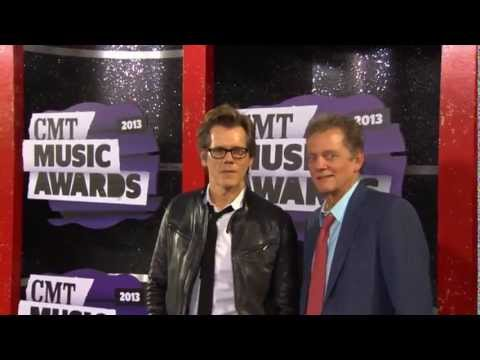 Kevin Bacon CMT Music Awards Bacon Brothers