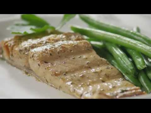 Fish Recipes – How to Make Grilled Salmon