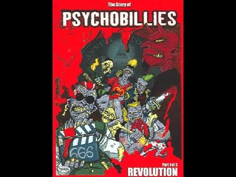 THE STORY OF PSYCHOBILLIES (documentary 2006)